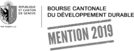 Bourse Cantonale du DD 2019 Mention